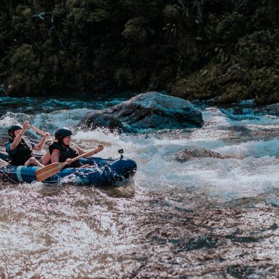 Kayaking New Zealand Pelorus river