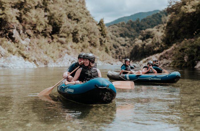 Marina Scholze Gallery of our Hobbit Kayak Tour