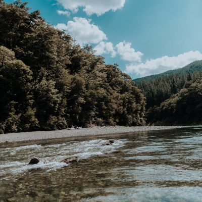 Pelorus river, Havelock NZ