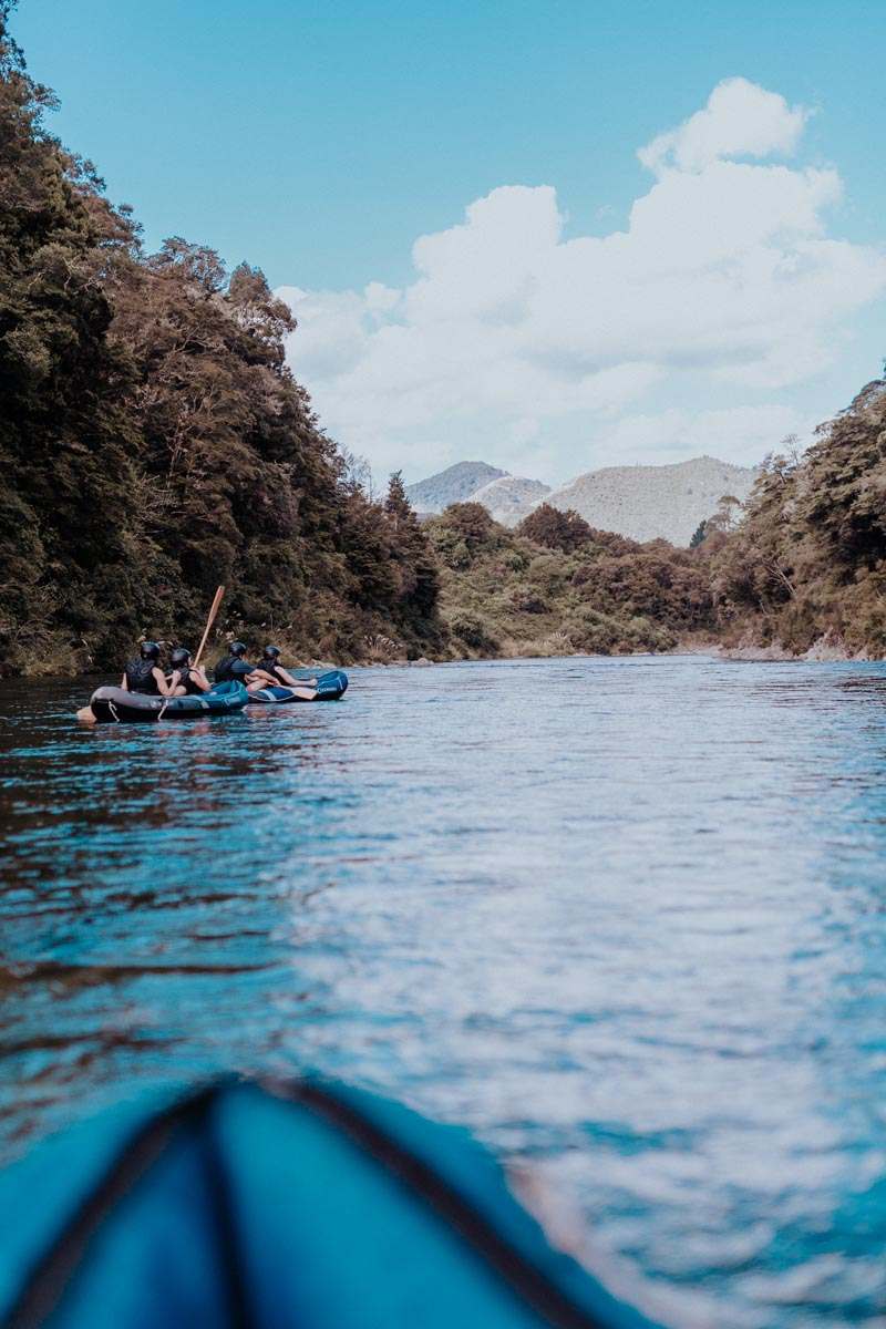 Pelorus River Kayaking Tour, NZ