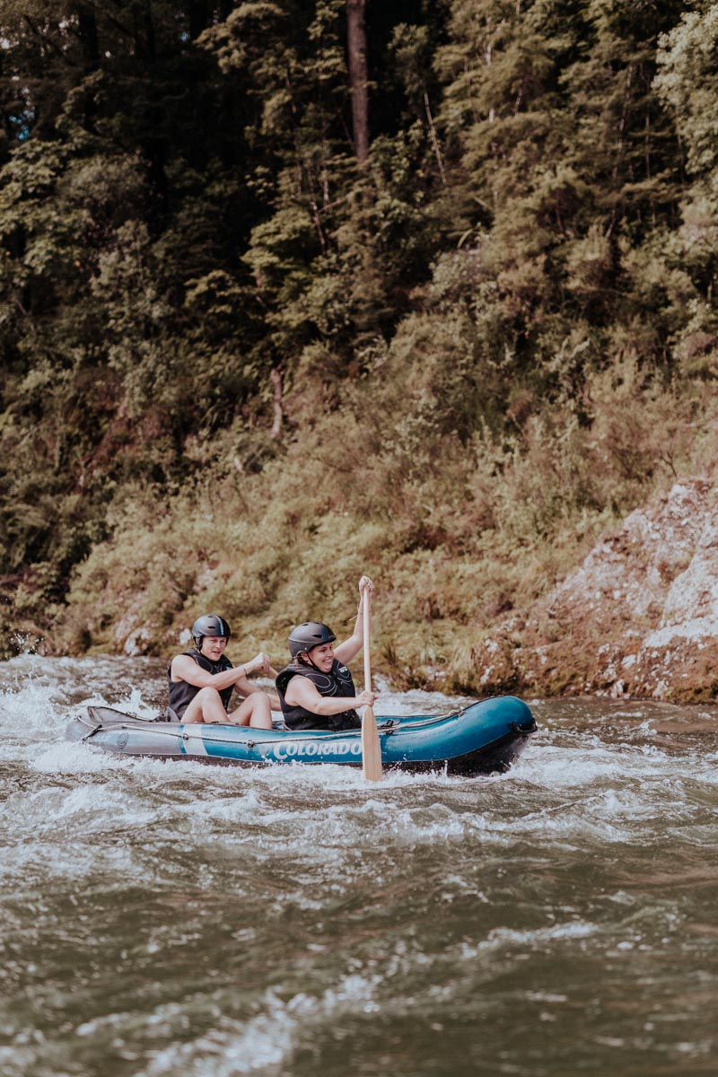 Pelorus River Kayaking Tour