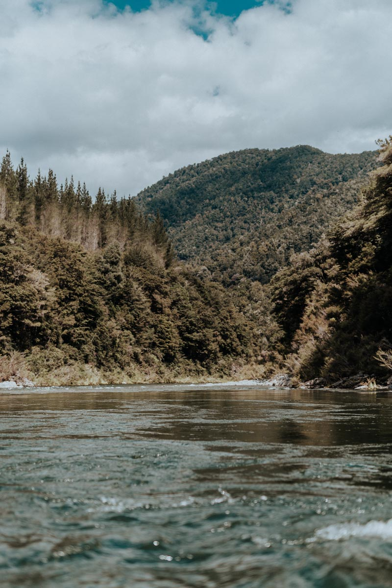 Pelorus River, New Zealand