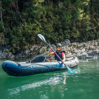 Kayaking Tour in New Zealand
