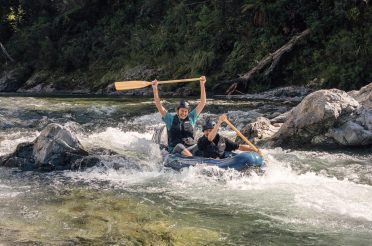 Hobbit Kayak Tour Gallery March 2018