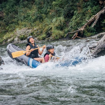 Kayaking Fun at the Pelorus River
