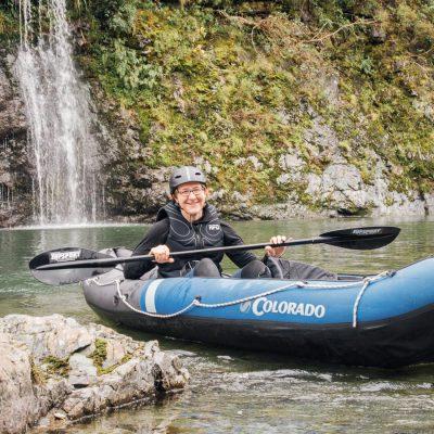 Pelorus River Falls, New Zealand