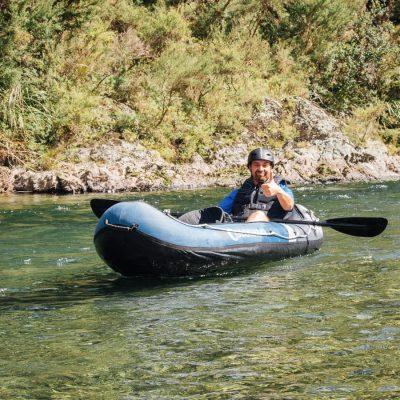 Pelorus River Kayak Tour, NZ
