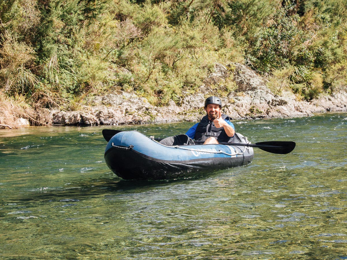Pelorus River Kayak Tour, NZ