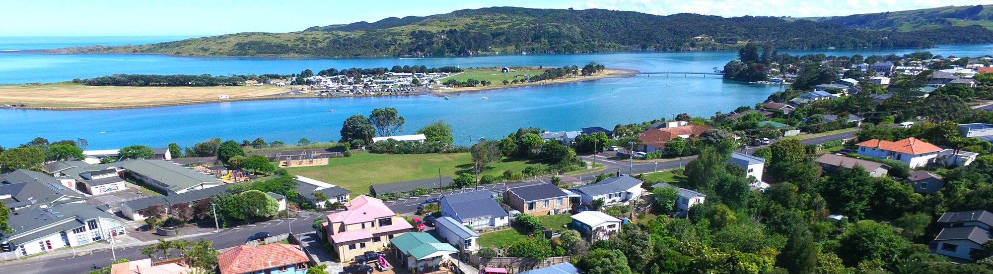 Best Small Town in New Zealand Header