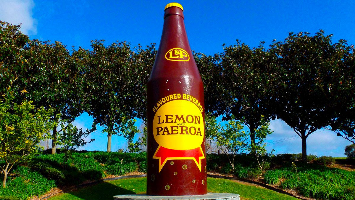 Best Small Town in New Zealand - Paeroa