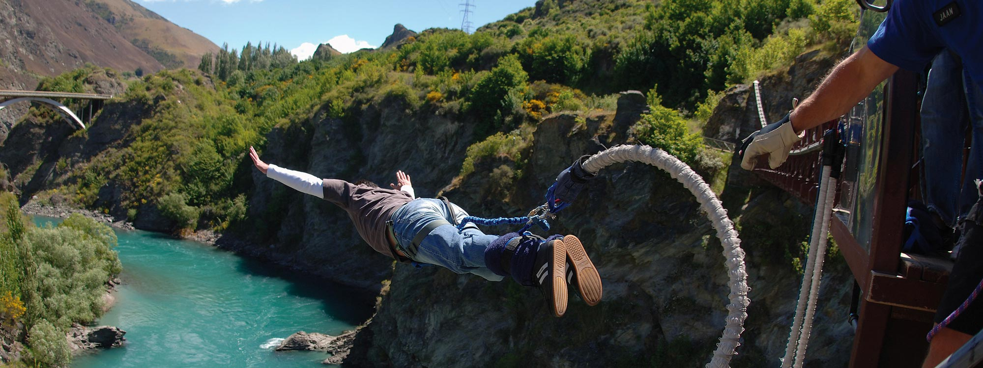 Adventure Tours in New Zealand - Banner