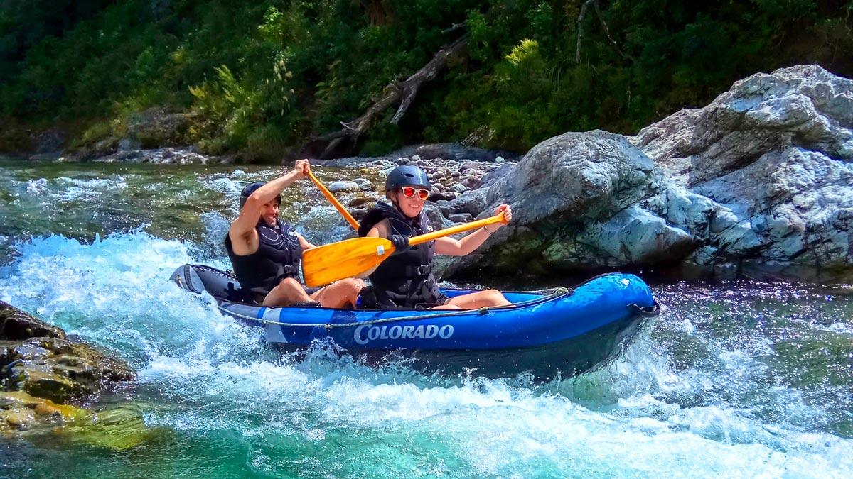 Adventure Tours in New Zealand - Kayaking | Kayak New Zealand