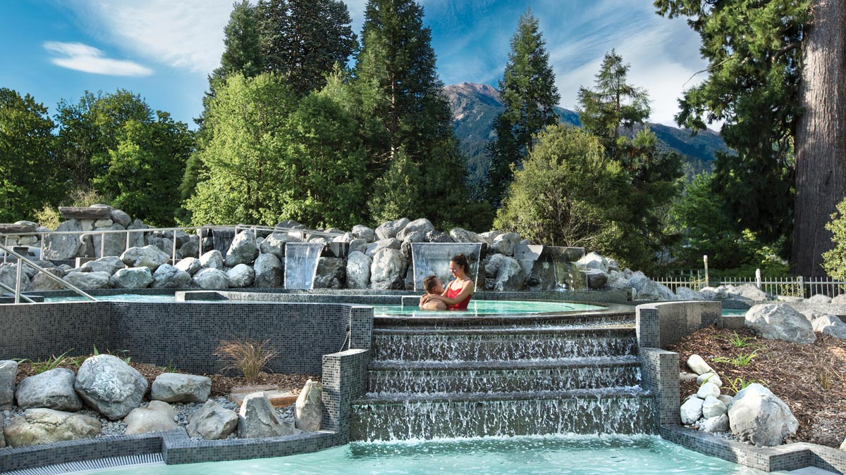 Hanmer Springs Attractions New Zealand