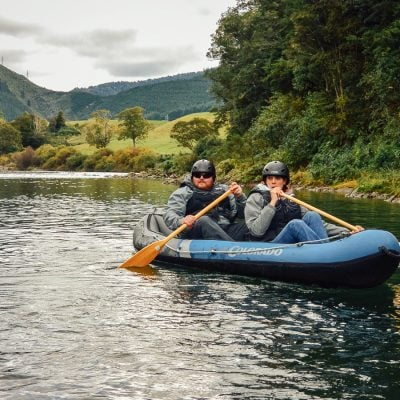 Kayaking Tour in New Zealand