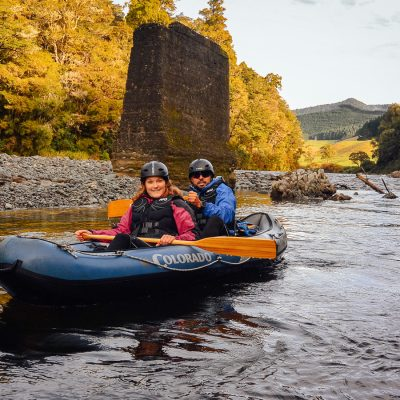 LoTR Kayaking Tour in New Zealand