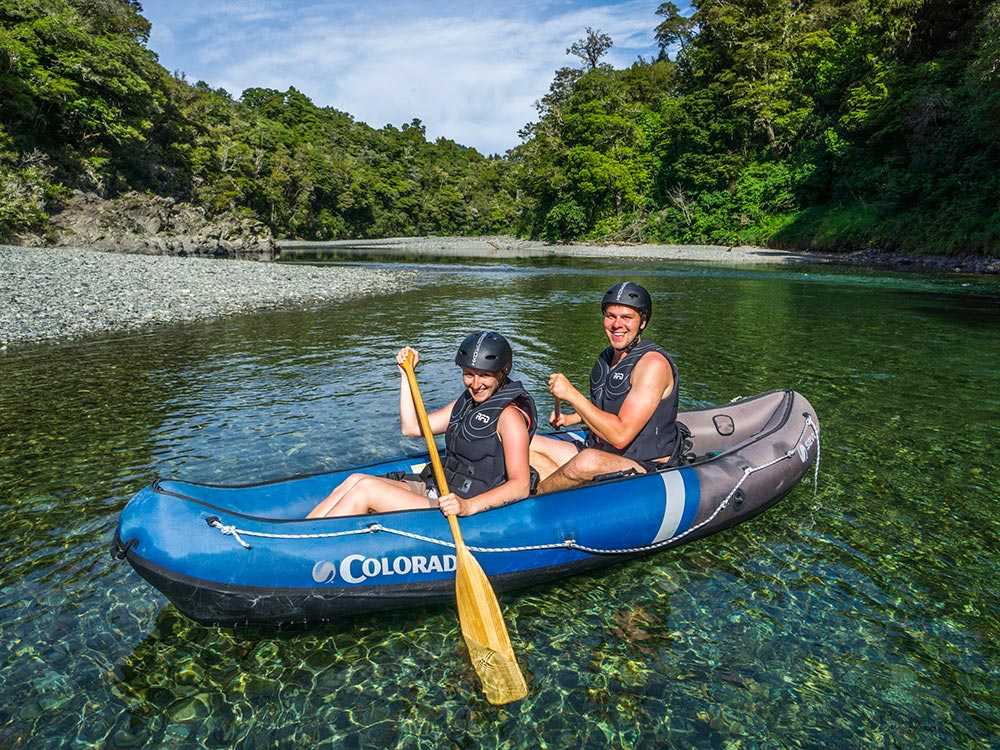 Private Kayaking Tour New Zealand