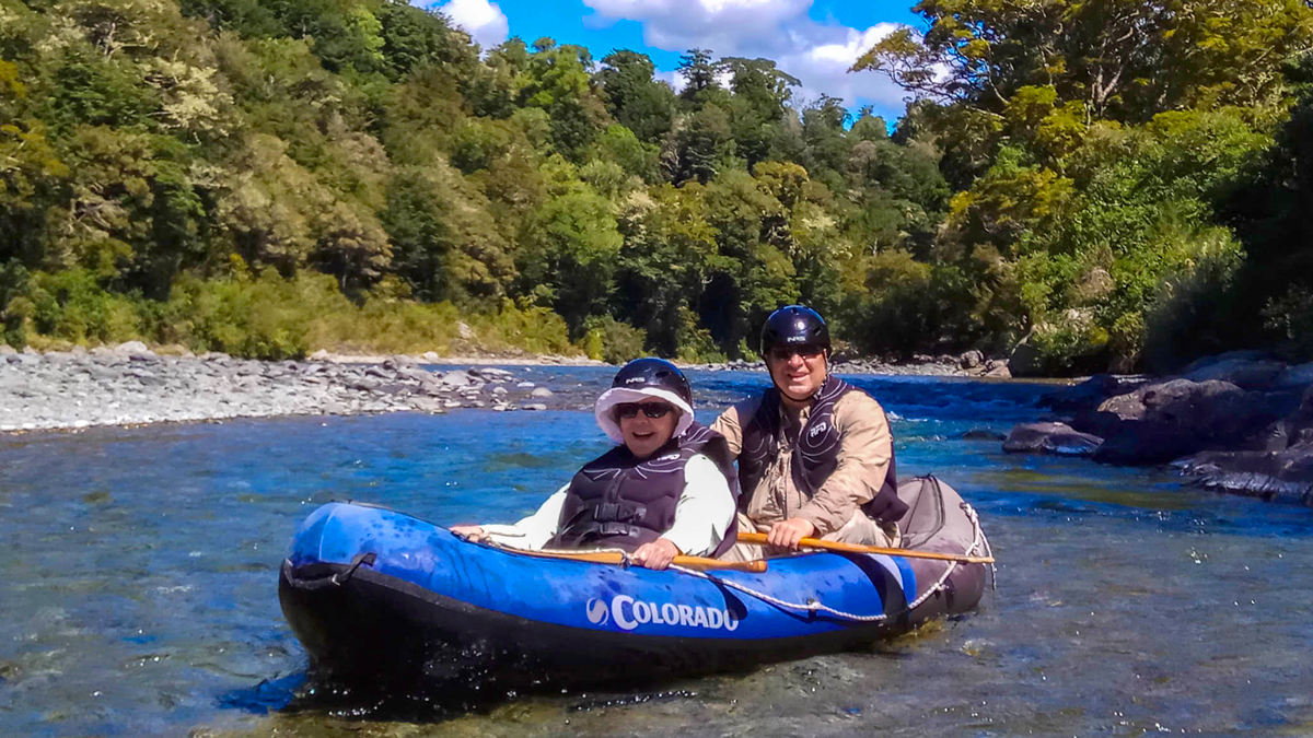 Things to do in New Zealand in Winter Kayaking