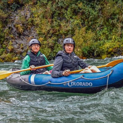 Hobbit Kayak Tour in NZ
