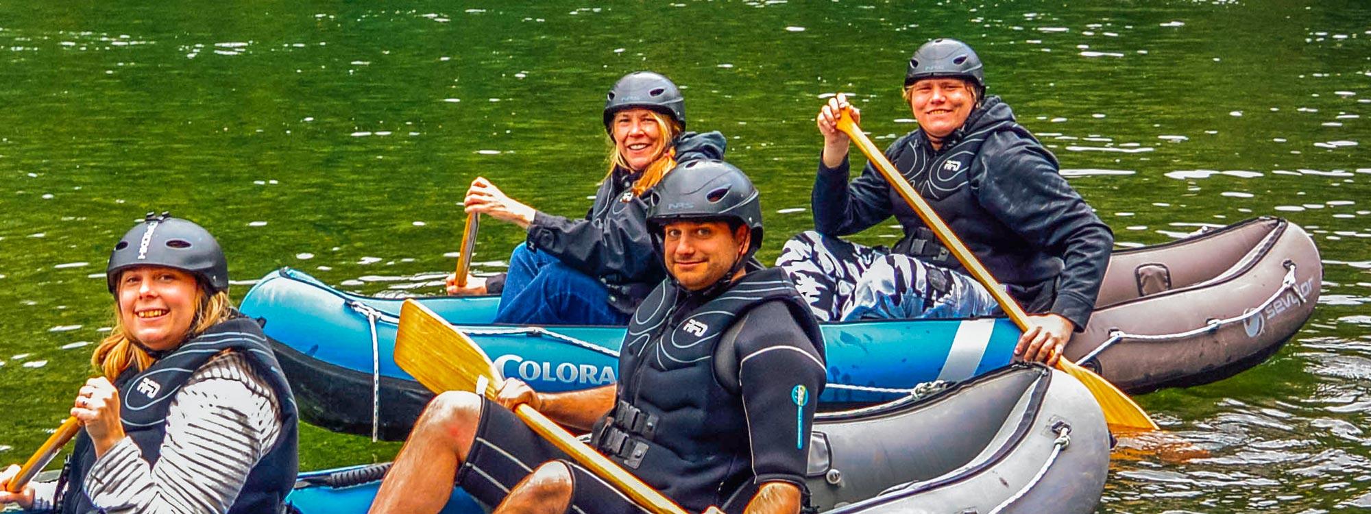 Hobbit Kayak Tour Gallery August 2018