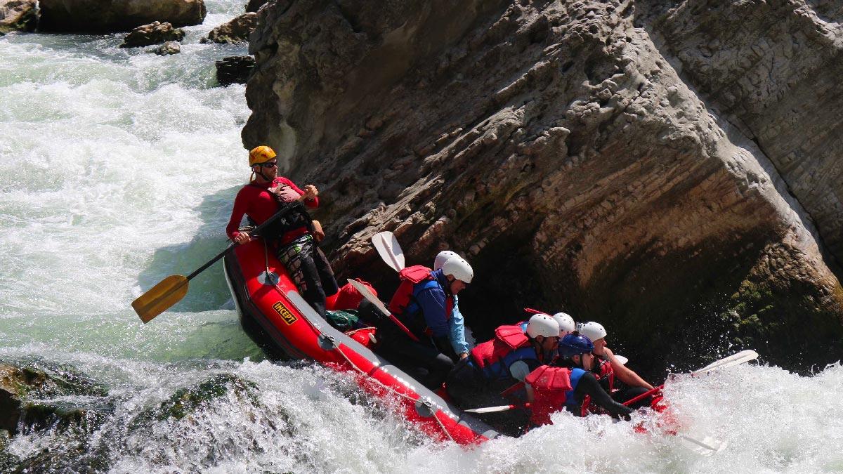 White Water Rafting Mohaka River