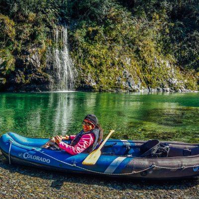Private Tour at the Pelorus river