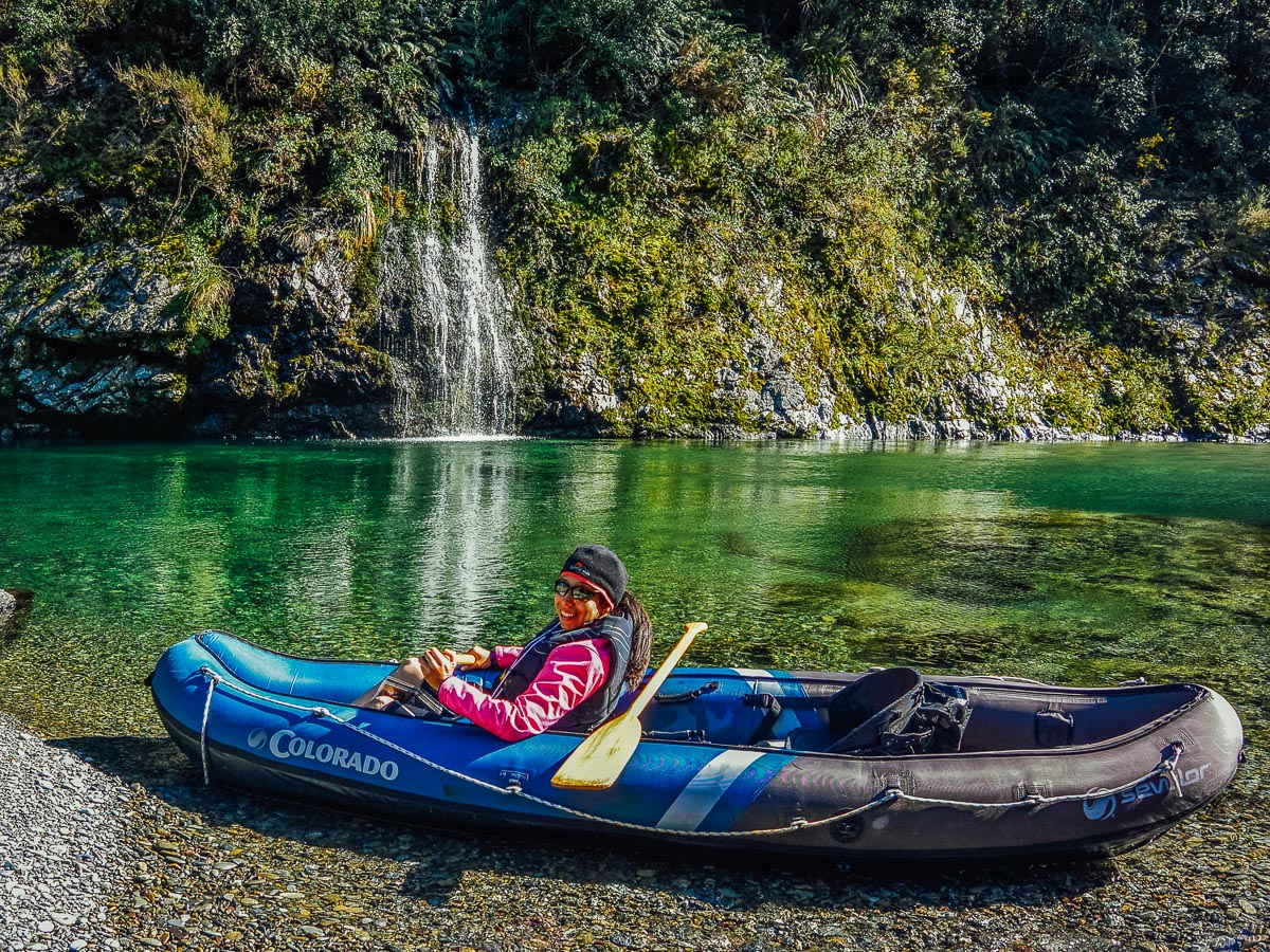 Private Tour at the Pelorus river
