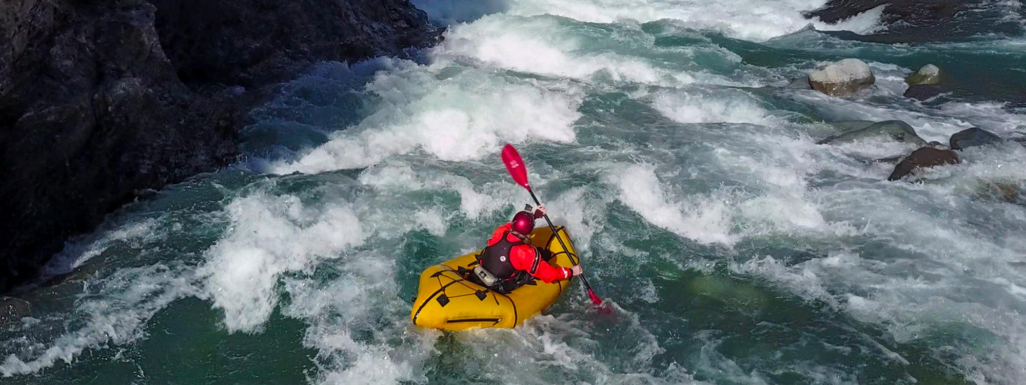 Whitewater Kayaking and Rafting in New Zealand South Island