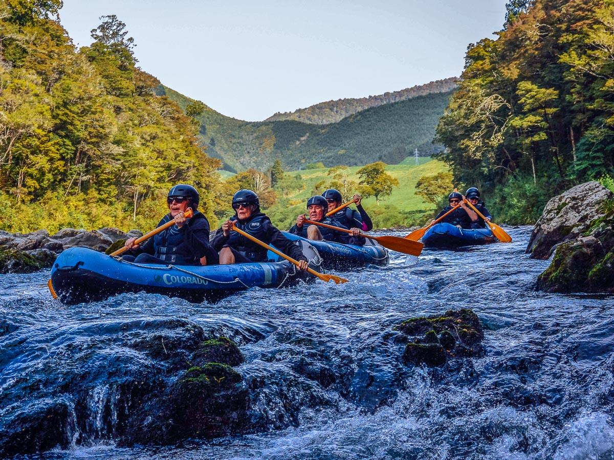 Kayak tour NZ