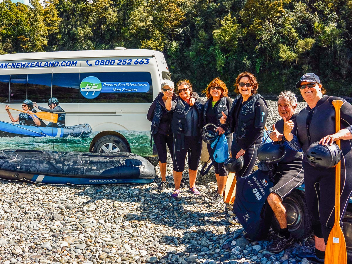Pelorus Eco Adventures Group