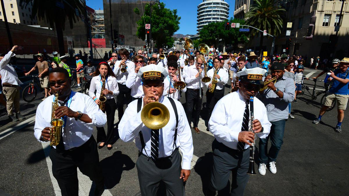 Easter Jazz Festival in New Zealand