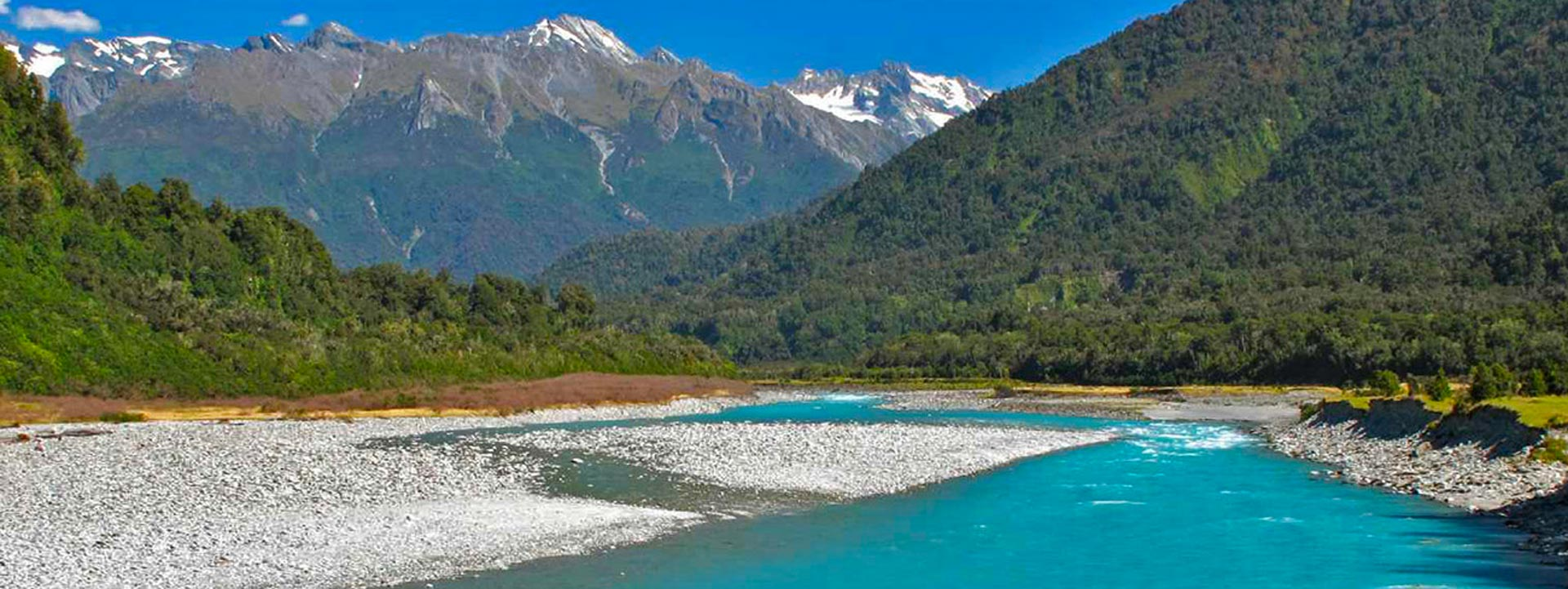 New Zealand Rivers Header