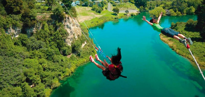 Beautiful New Zealand Rivers and what to do there