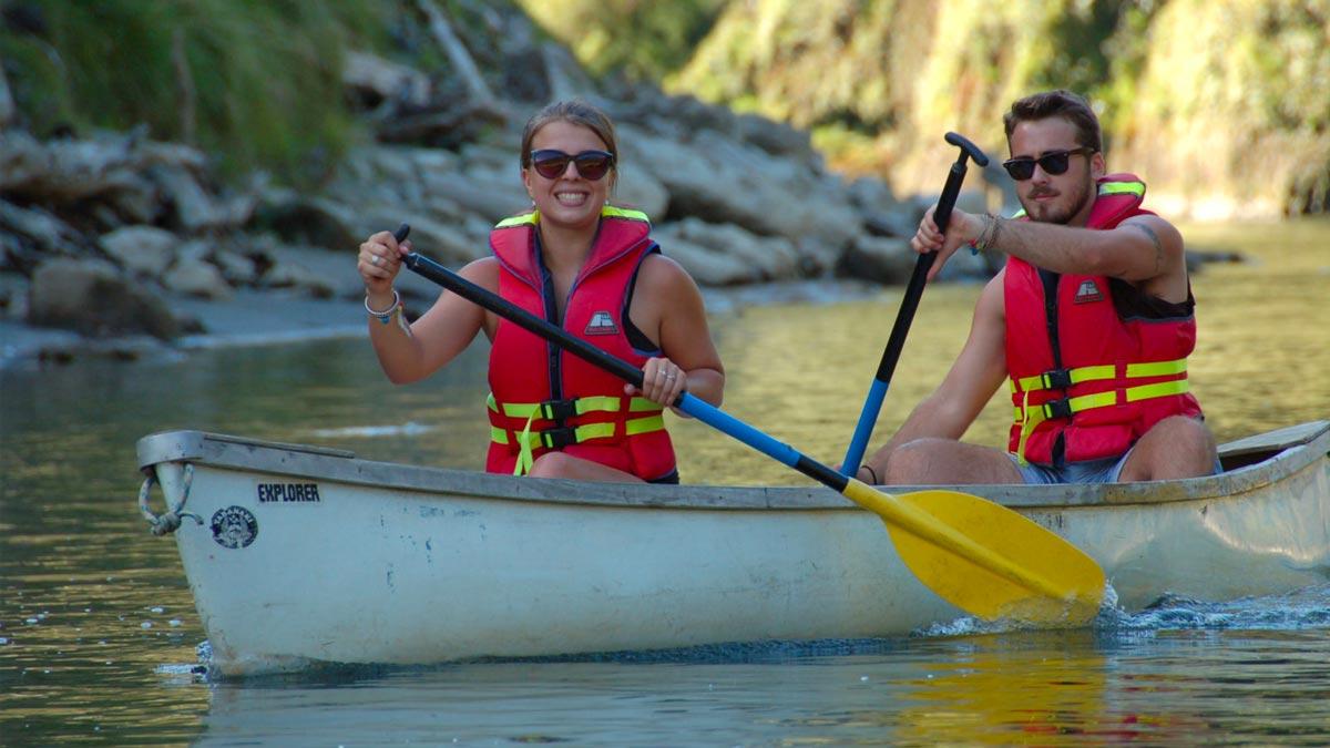 New Zealand Rivers Whanganui