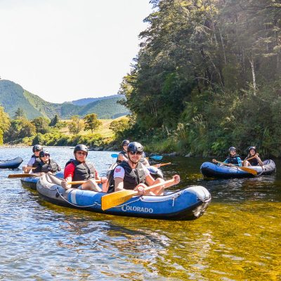 Kayak tour in Marlborough, New Zealand