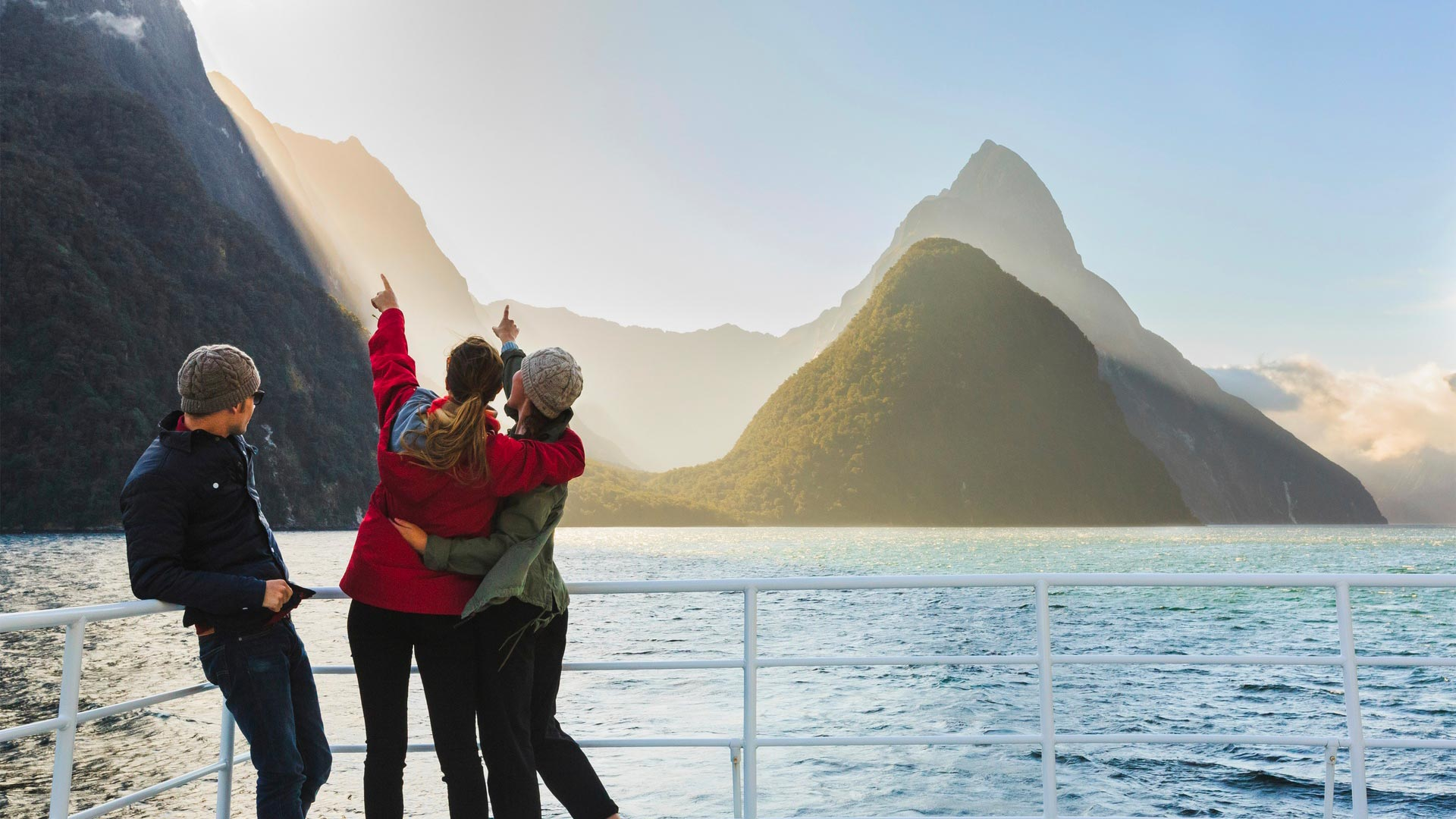 Top things to do in New Zealand South Island Milford Sound