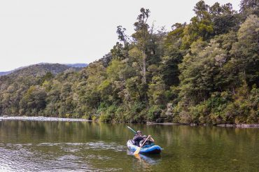 Hobbit Kayak Tour Gallery April 2019