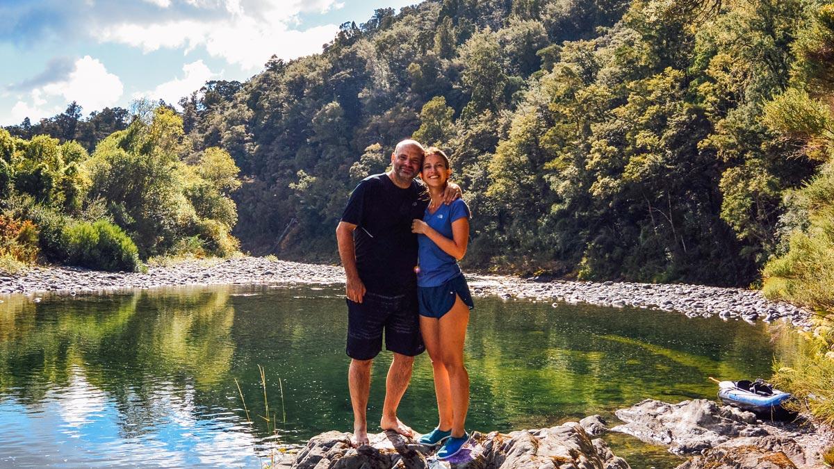 Eco Friendly Activities in New Zealand - Pelorus river
