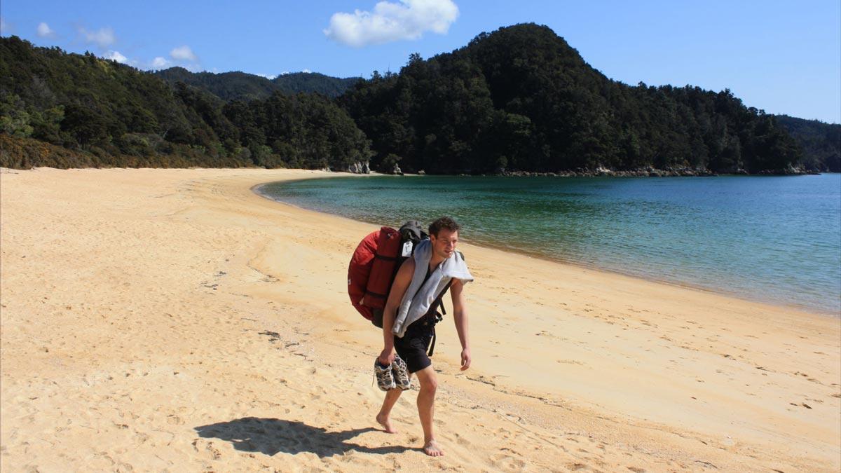 Abel Tasman Hiking