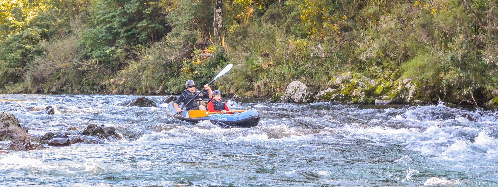 Hobbit kayak tour gallery banner September 2019