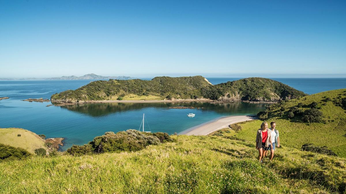 Honeymoon New Zealand North Island