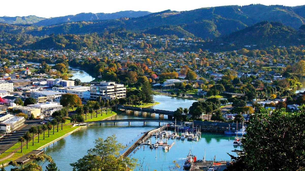 Best Places to live in New Zealand - Gisborne