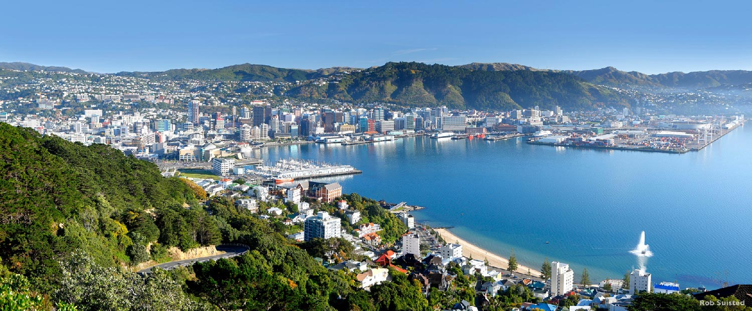 Best Places to live in New Zealand Header