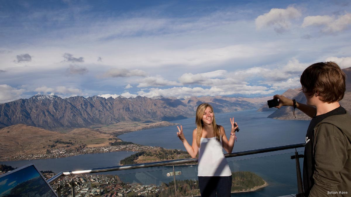 Best Places to live in New Zealand - Queenstown